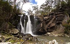 The Phantom (Darcy Richardson) Tags: lorne phantomfalls victoria waterfall falls phantom hike rocks pool canon 50d outdoor landscape australia
