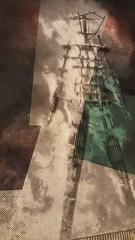 20160707_213927 (smartwentcrazy) Tags: playa gift blackrockcity handmade antiproductcom art burningman screenprint silkscreen poster 2016