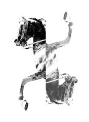 Let's play a game. (One-Basic-Of-Art) Tags: schwarzundweis schwarz weis weiss blackandwhite black white sw bw noiretblanc noir blanc fotografie photography annewoyand anne woyand oboa 1basicofart canon