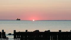 2016.09.04; Sandy Hook with Princessa-14 (FOTOGRAFIA.Nelo.Esteves) Tags: highlands newjersey unitedstates us 2016 neloesteves usa nj bayshore forthancock gateway national park sandyhook lighthouse view beach seashore sandyhookbay monmouthcounty
