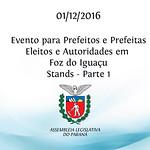 Evento Foz - Stands - Parte 1 - 01/12/2016