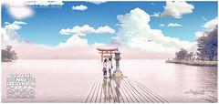 嚴島神社(Itsukushima Shinto Shrine) (Akinori Li) Tags: 嚴島神社 嚴島 廣島 itsukushima hiroshima 君の名は 你的名字