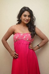 South Actress Deepika Das Hot in Pink Dress- Photos Set-6 (28)