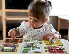 Latchboard (Baan Dek) Tags: nonfeature noninstagram nonblog toddler latch board puzzle