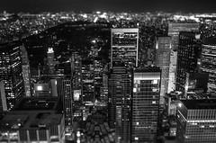 The City That Never Sleeps (Brandon Godfrey) Tags: newyorkcity nyc newyork manhattan centralpark midtownmanhattan topoftherock ny urban city metropolis cityskyline thecitythatneversleeps harlem uptown concretejungle bw monochrome usa unitedstatesofamerica unitedstates