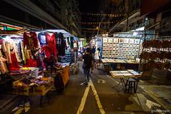 HongKong.009 (ginomempin) Tags: shops hawkers templestreet nightmarket hongkong canon1022 wide