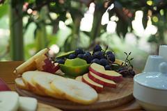 Breakfast at Baraka House (s_wh) Tags: cirali trkei lykien olympos baraka house turkey lycia chimera