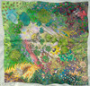 moomins_01 (Gi--Gi) Tags: moomin moomins silk batik paintingonsilk silkpainting холодныйбатик хендмейд хемуль туве янссон accessorize scarf