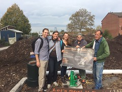 GI tour of compost devices 11.3.16
