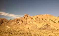 New Mexico from the SW Chief (Chuck & Alice Riecks) Tags: amtrakviews rockformations newmexico