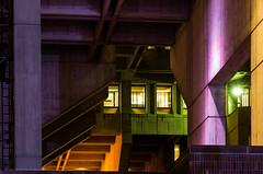 Boston City Hall @ night (alohadave) Tags: boston cityhall downtown governmentcenter massachusetts northamerica pentaxk5 places suffolkcounty unitedstates smcpda60250mmf4edifsdm
