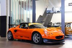 Lotus Elise Mk1 Sport 190, Bremen Schuppen 1 (michaelgoll777) Tags: lotus elise