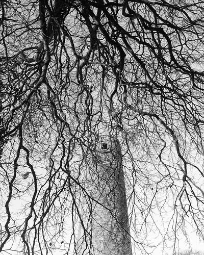 Kilree round tower