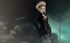 Showtime (Duchess Flux) Tags: arcade cosmopolitan tannenbaum peaceonearthhunt blueberry exile justmagnetized empyreanforge white~widow deetalez catwa zibska skinnery delmay elysion secondlife sl fantasy
