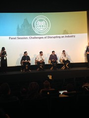 Panel Discussion Day 1 (Panayiotis Georgiou) Tags: london mogulcon conference 2016 startups sme start learn grow succeed