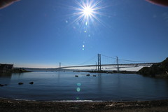 IMG_1920 (SnelfieTV) Tags: forth road bridge firth north queensferry