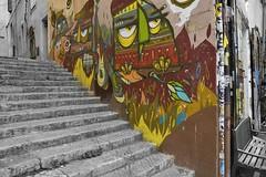 Street Art dans le quartier du Panier (Michel Seguret thanks you all for + 7.700.000 view) Tags: france marseille nikon pro 13 d800 bouchesdurhne michelseguret