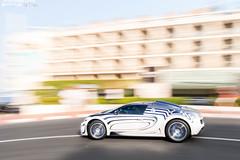 Fairmont Madness- Vitesse #001 (Slybreton) Tags: blue white speed or montecarlo monaco carlo monte bugatti blanc 001 veyron vitesse carspotting orblanc