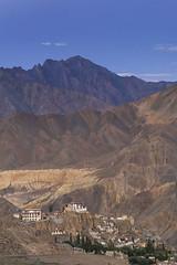 Lamayuru (gautam023) Tags: sunset sky mountain cold desert hills monastery leh gautam ladakh pard lamayuru pardake