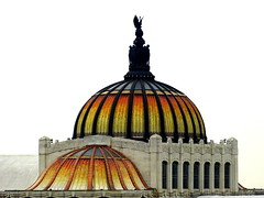 I see domes all the time. mmmm Any fixation? (Raul Jaso) Tags: mexicocity df bellasartes dome domo domes cupulas cupula ciudaddemexico mexicodf palaciodebellasartes cupole domos fz150 panasonicfzseries panasonicfz150 rauljaso rauljasofotografia rauljasophotography