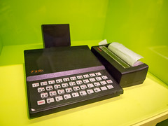 Computerspielemuseum, Berlin (mister_wolf) Tags: berlin museum computer germany console sinclair zx81 computerspielemuseum