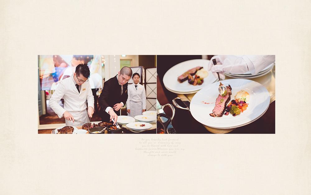 台北文華東方酒店6F台北意大利餐廳Bencotto食記