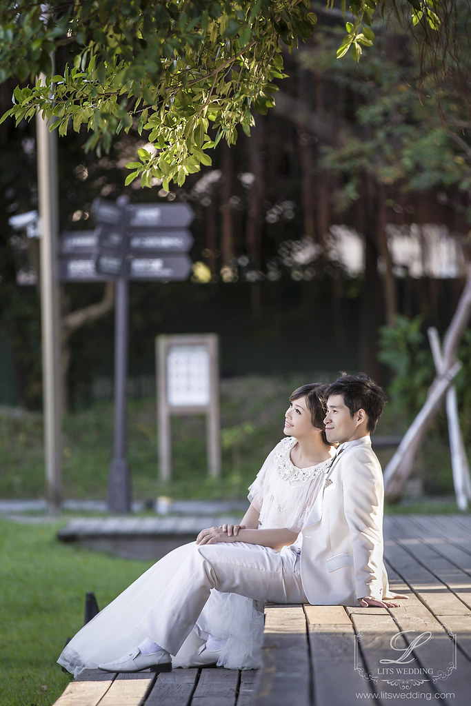 台北婚紗,婚紗,自助婚紗,愛維伊婚紗工作室,台北光點,台北松山煙廠文藝中心,台北101
