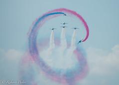Patrouille de France (robertopastor) Tags: españa nikon es aviones d800 aviación cámaras sanjavier santiagodelaribera regióndemurcia robertopastor tamron150600 30aniversariopatrullaáguila