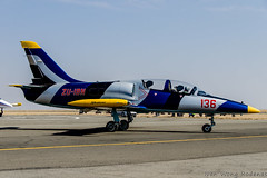 L 39 Albatros (7) (Indavar) Tags: plane airplane airshow chipmunk mustang albatros rand beech at6 radial an2 p51 l39 antonov dc4 dhc1 beech18 t28trojan b378