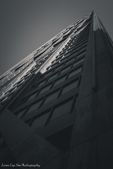 Constructed Shapes-4.jpg (Lens Cap Tim Photography) Tags: chicago monochrome architecture buildings lens photography 50mm tim nikon angles cap d750