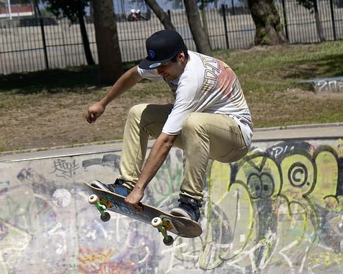 Skater - Santiago de Chile