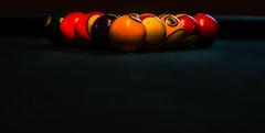 Break (Dennis Herzog) Tags: pool games billiards recreation billiardballs poolballs pasttimes