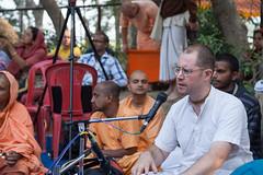 IMG_5372 (iskconmonk) Tags: festival prabhupada swami kartik prabhu brahmananda vrindavan iskcon swamiji sanyasi goshala iskconvrindavan