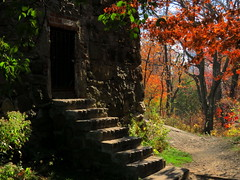 The Blockhouse Steps (Keith Michael NYC (2 Million+ Views)) Tags: nyc ny newyork centralpark manhattan blockhouse