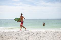 / anna maria island / (aubreyrose) Tags: ocean travel paris beach gulfofmexico florida shore boogieboard holmesbeach annamariaisland