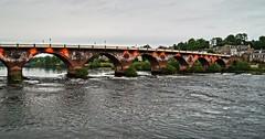 Bridge over the river tay (tor-falke) Tags: bridge urban scotland wasser scottish perth architektur pont brücke fluss bauwerk urbanlandscape schottland schottisch scotlandtour flus schottlandtour scotlandtours torfalke flickrtorfalke schottlandreise2015