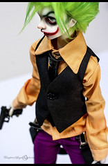MEDJOKER-1 (vampyre_angel13) Tags: batman joker carter bjd dccomics dollzone