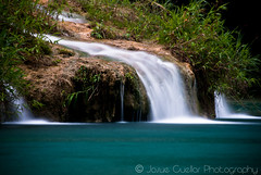 Semuc Chapey (JosueCuellar Photography) Tags: sun color sol water rio gua river agua eau wasser day guatemala tag dia rivire jour terre alta dag terra farbe cor couleur semuc champey erde kleur  aarde verapaz