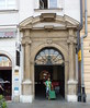 Krakov, Rynek (34) (ladabar) Tags: doorway portal kraków cracow cracovia krakau krakov dveře portál