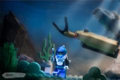 Submarine (AitorFerreiro) Tags: lego submarine