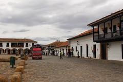 "Calle en la Plazoleta de Villa de Leyva • <a style=""font-size:0.8em;"" href=""http://www.flickr.com/photos/78328875@N05/23688155561/"" target=""_blank"">View on Flickr</a>"