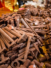 Schokoladenwerkzeug (ShimmyGraphy) Tags: hammer germany deutschland chocolate schokolade tool tübingen schraube badenwürttemberg werkzeug schokomarkt shimmygraphy