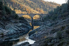 Mt. Quarries Bridge (AMaleki) Tags: california bridge winter nature landscape auburn alpine railroadbridge sierranevada 2015 nikond600 mtquarries