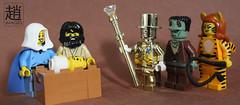 Gold, Frankestein and Purr (mikechiu86) Tags: christmas lego jesus nativity myrrh frankincense mrgold