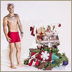MDZ Jey (MDZ male photography) Tags: santa christmas tattoo ink underwear workout fitness gym merrychristmas abs sixpack santaklaus malemodel feliznavidad mdz aesthetix gymlife