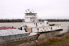DOROTHY M. JANOUSH (Boat Spotters) Tags: tourism water rock port river dorothy boat marine ship traffic little bruce authority grain cargo m boating arkansas tug coal shipping barge inc oakley waterway shipment towboat pusher rivertraffic commercialboat jantran boatspotting janoush boatspotterscom