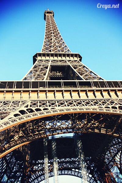 2016.10.09 ▐ 看我的歐行腿▐ 艾菲爾鐵塔,五個視角看法國巴黎市的這仙燈塔 17