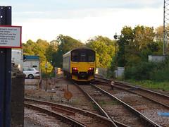 150121 Liskeard (4) (Marky7890) Tags: gwr 150121 class150 sprinter dmu 2g78 liskeard railway cornwall train