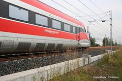 viaggio di prova Linea AV-AC Treviglio - Brescia (Ferrovie dello Stato Italiane) Tags: rfi trenitalia treno av linea altavelocit treviglio brescia viaggio prova trasporti infrastrutture