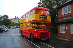 RM835 (keith-v) Tags: aec routemaster rm835 newport isle wight
